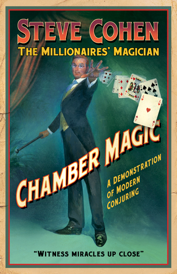 Chamber Magic souvenir program