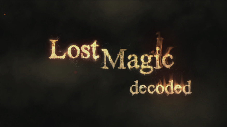 Lost Magic logo