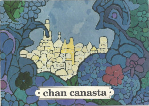 Canasta painting