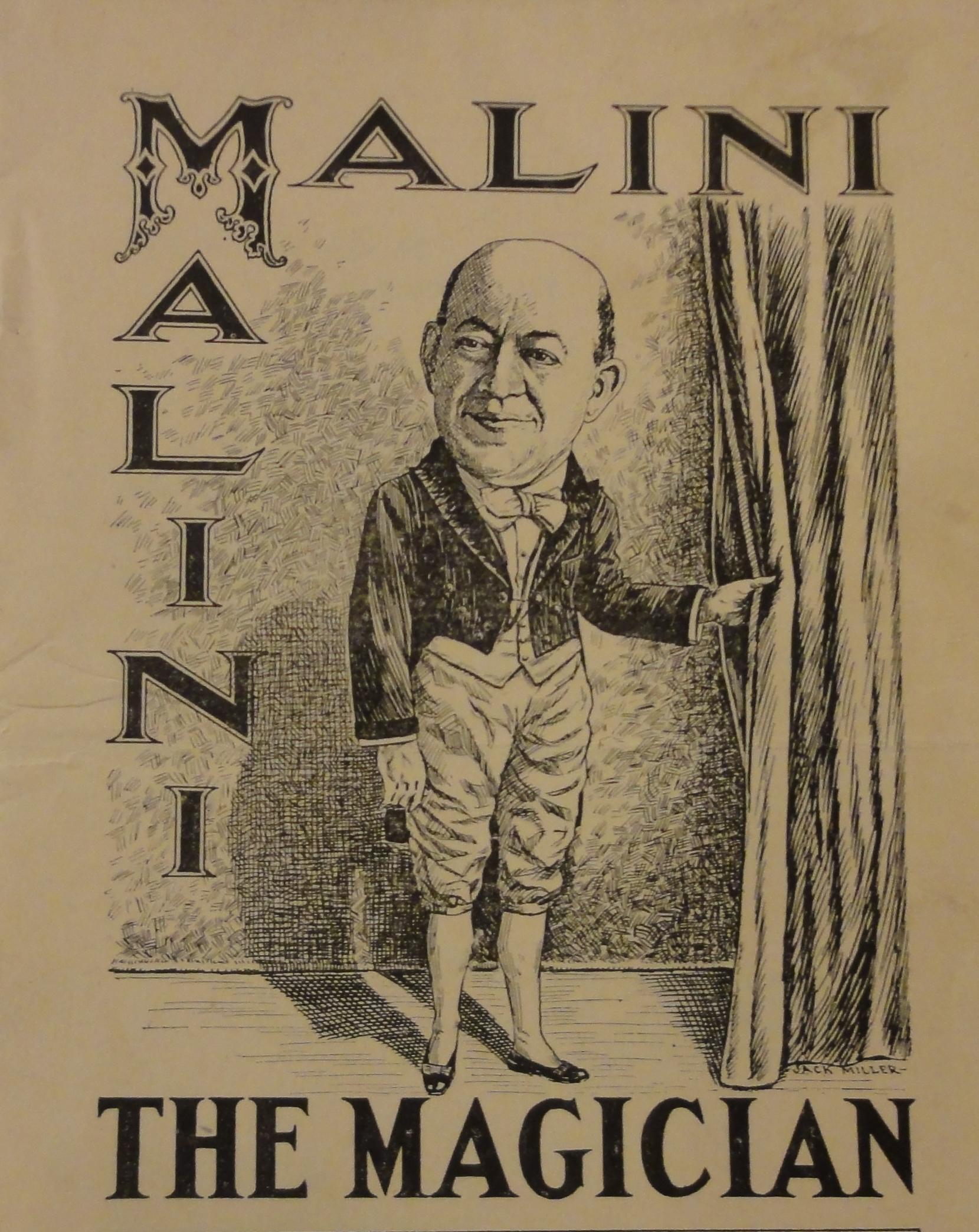 Malini booklet