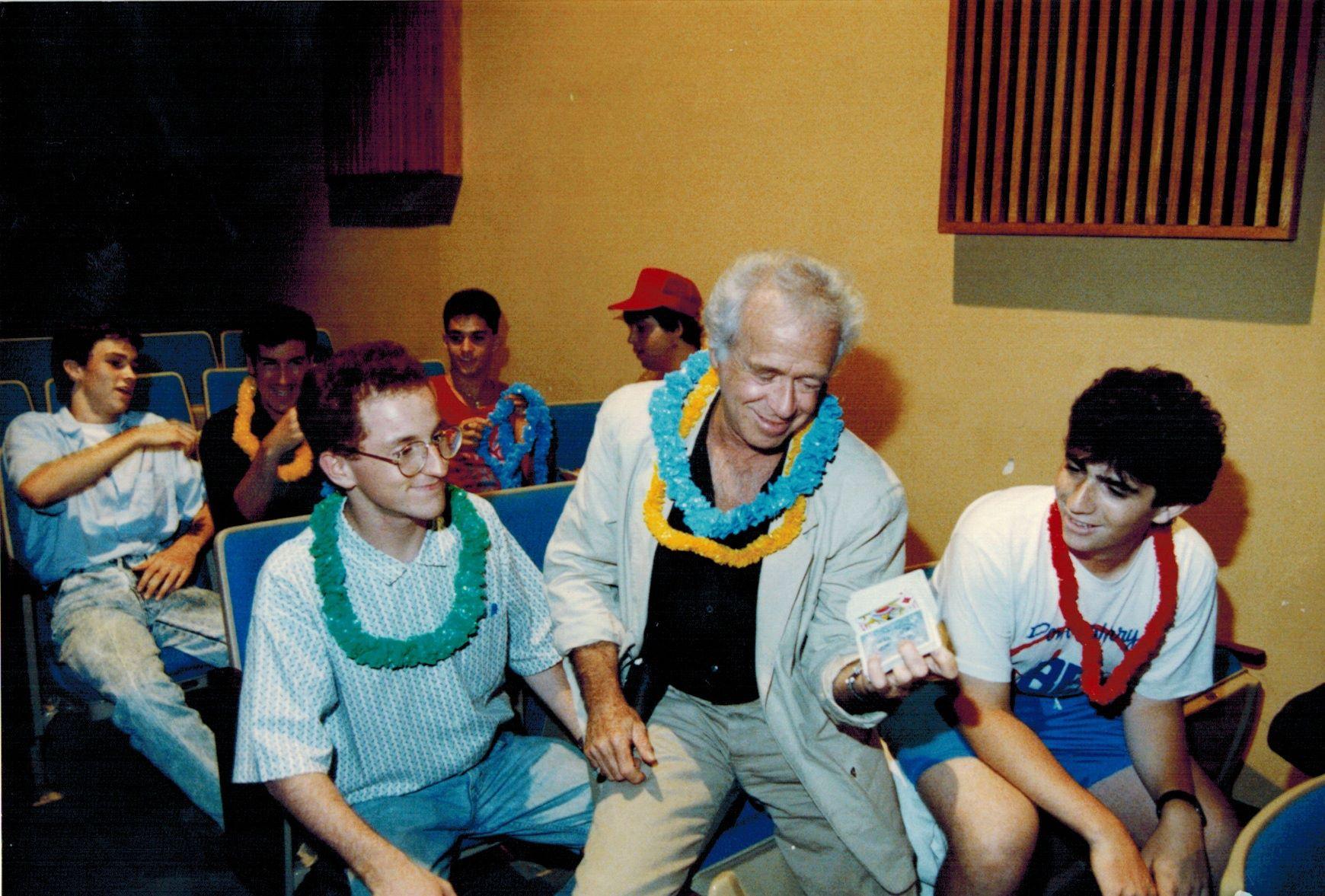 Lorayne Sicher Cohen Magic Camp